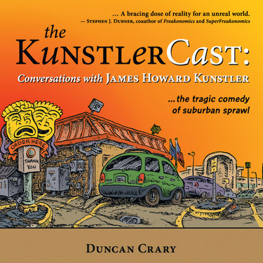 Cover the KunstlerCast book