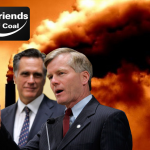 "Mitt Romney & Va Gov Bob McDonnell as ""Friends of Coal"""