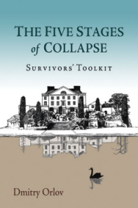 Five Stages of Collapse cover