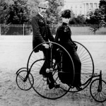 bicycle built for two 1886