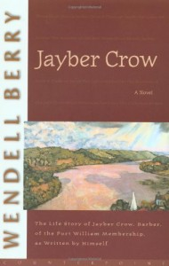 Jayber Crow cover