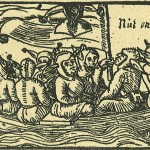Ship of Fools woodcut