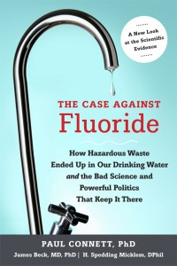 The Case Against Fluoride book cover