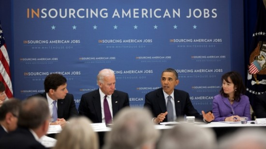 Insourcing American Jobs conference