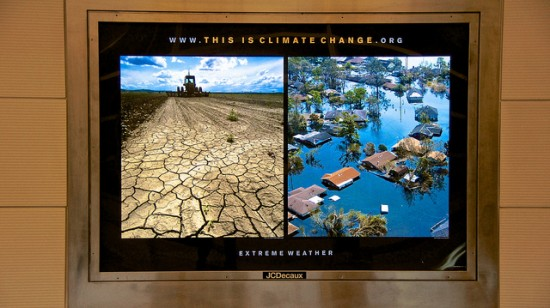 this is climate change screen