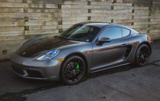 Charlotte PPF Porsche