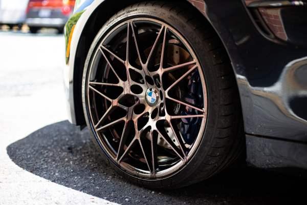 Wheel & Tire Detailing Charlotte