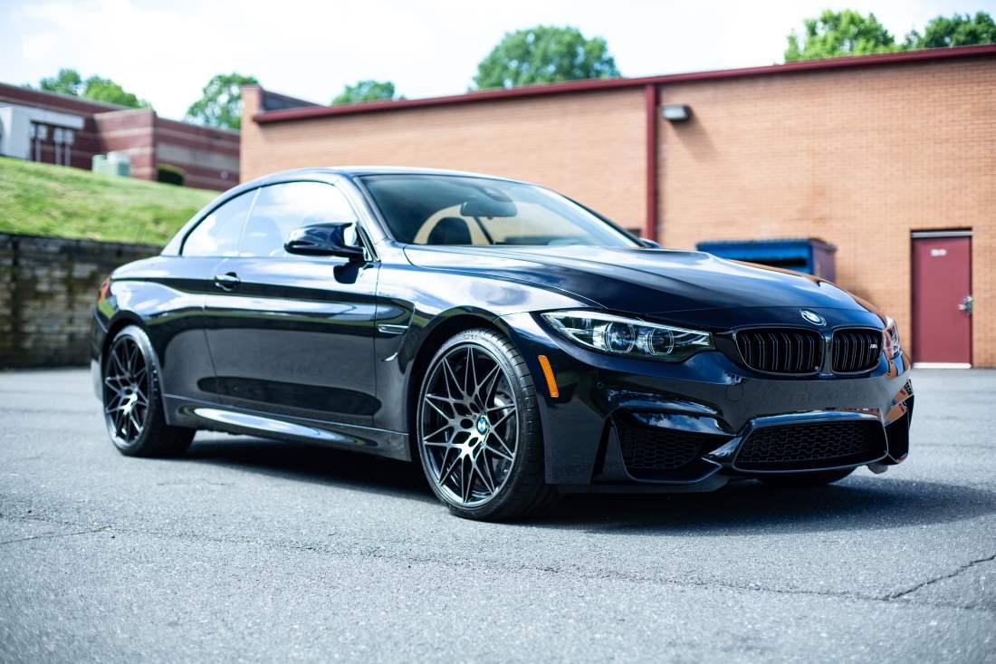 BMW M4 Convertible Detailing Services