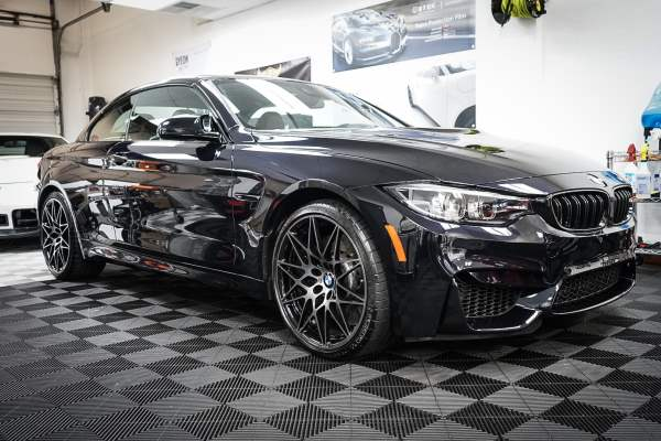 BMW Car Detailing Services