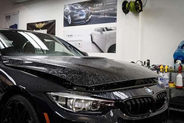 Car paint protection film Charlotte