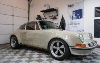 Porsche 911 Paint Protection Services