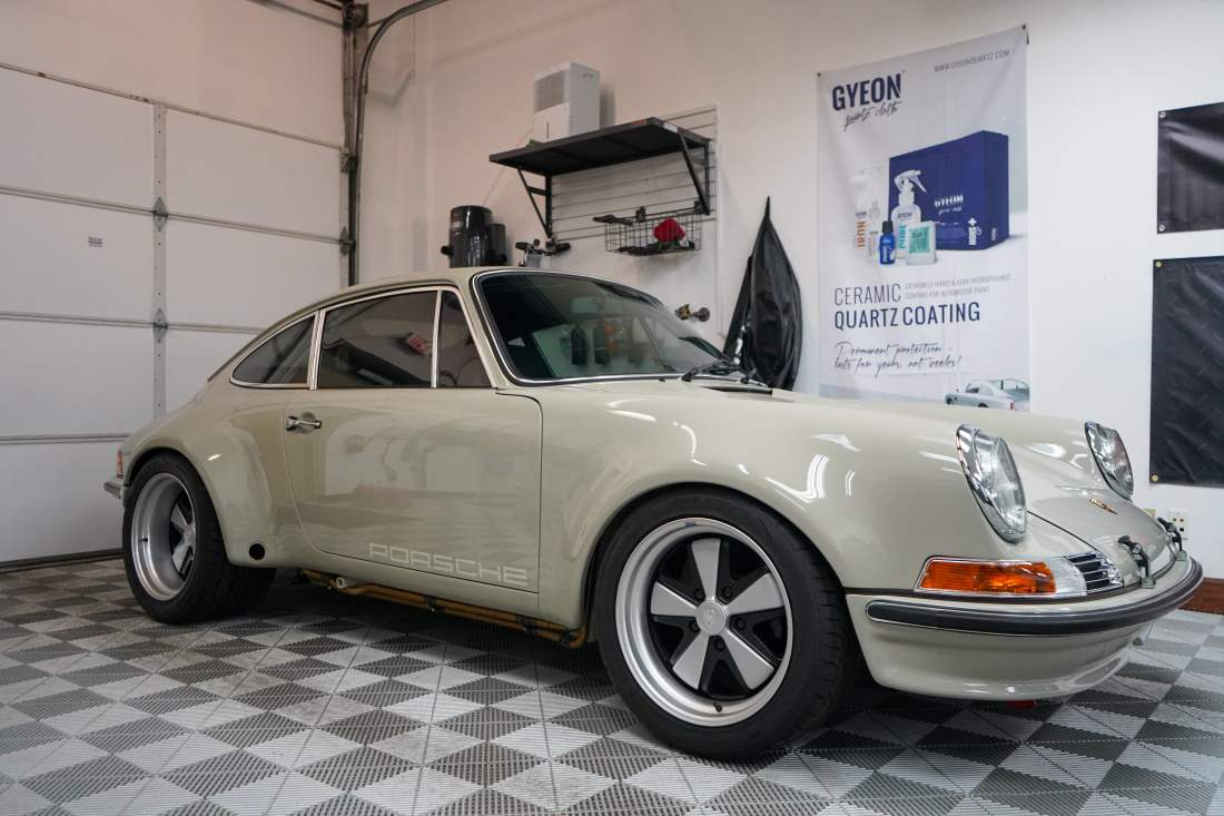 1987 Porsche 911 Carrera RS Tribute – Paint Correction, Paint Protection Film & Ceramic Coatings