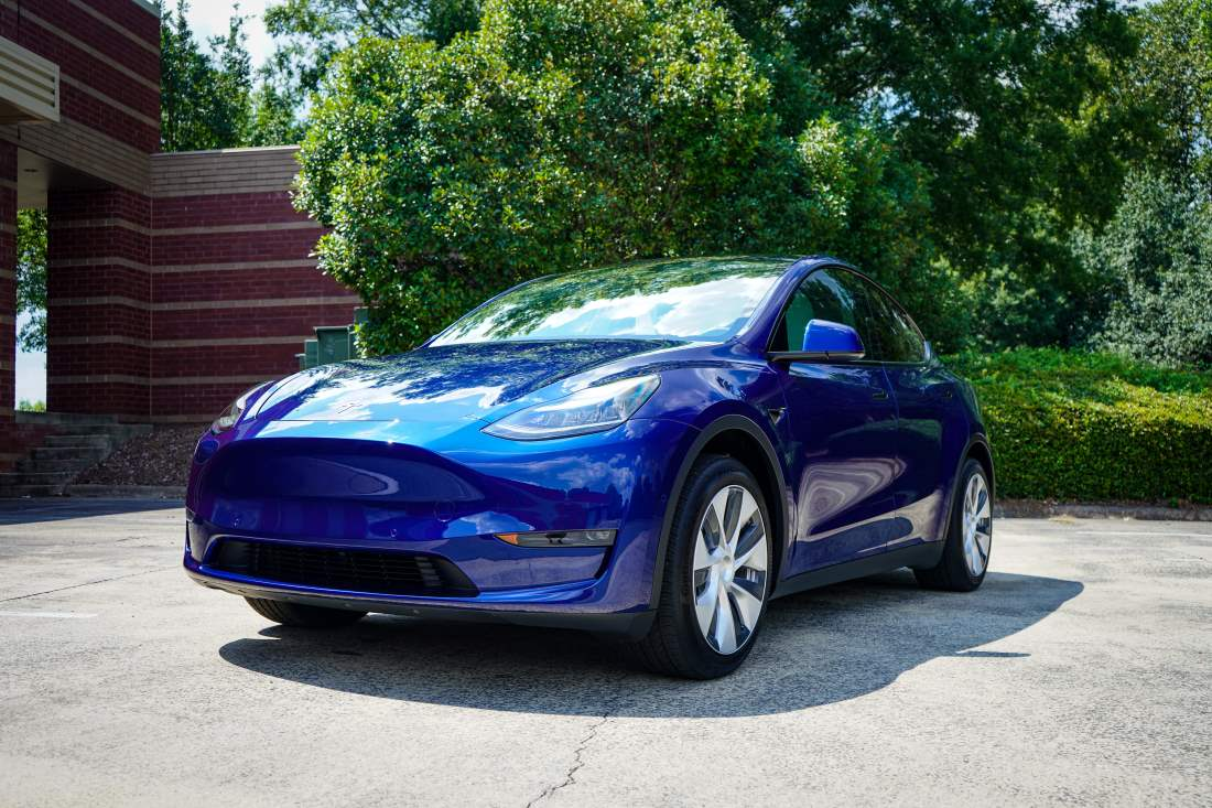 Tesla Model Y PPF Charlotte NC