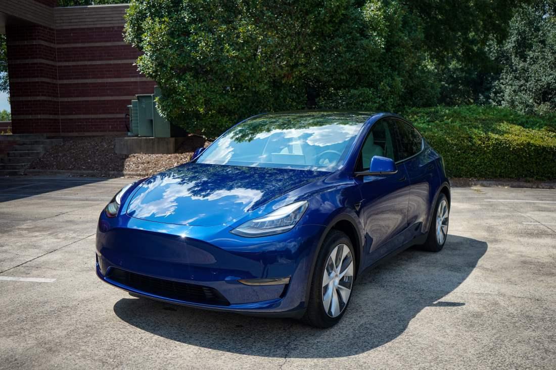 Tesla Model Y Custom PPF Charlotte NC