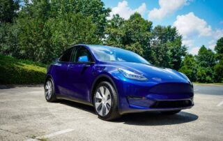 Tesla Model Y PPF & Coatings Charlotte NC