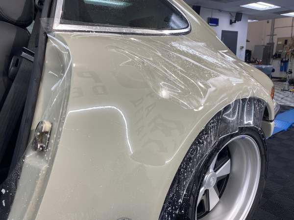 Charlotte PPF Porsche 911 RSR