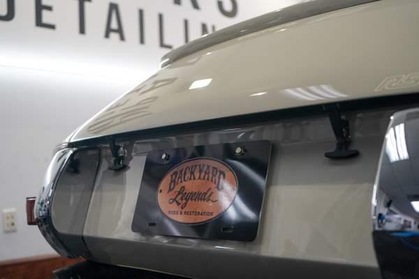 Porsche 911 RSR Rear PPF