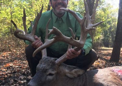 Trophy Whitetail Hunting Oklahoma