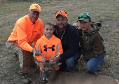 Family Hunt Oklahoma