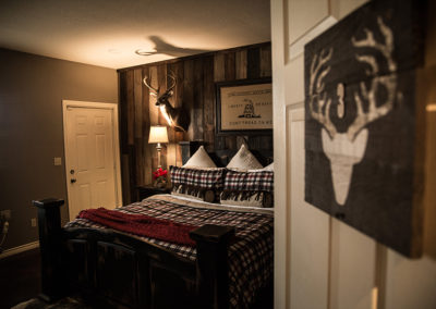Hunting Lodge - Bedroom 7