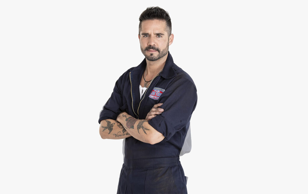 José Ron consentido de las telenovelas