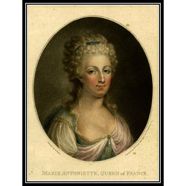 The Shining Light of Queen Marie Antionette Attunement