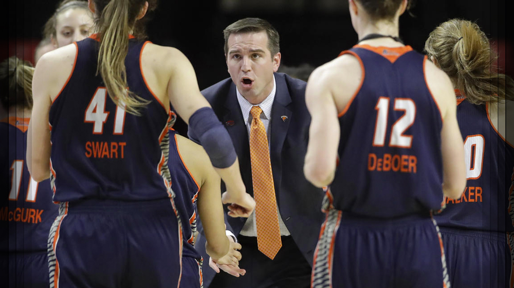 Unexpected and Unconventional: Bucknell Women's Head Coach Rises to the Challenge