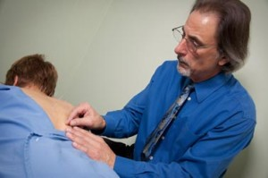 Dr. William Madosky is certified in both Acupuncture & Auriculotherapy or Auricular Therapy