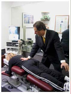 Lumbar Disc Decompression Therapy