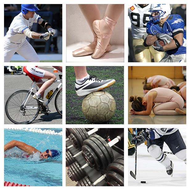 Sports Specific Exercise Programs