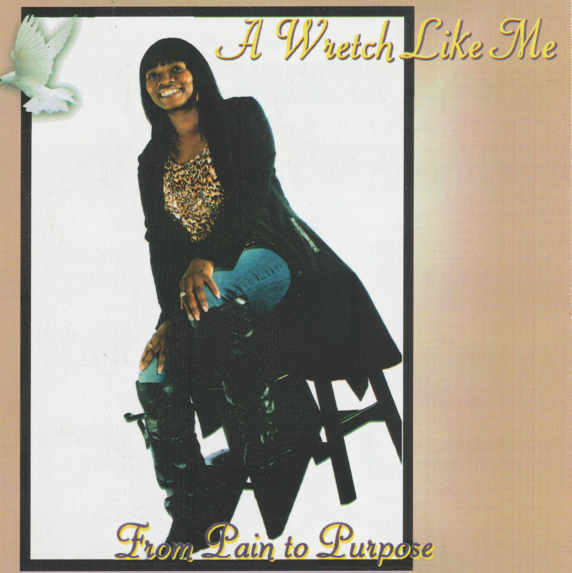 A Wretch Like Me CD Cover Front
