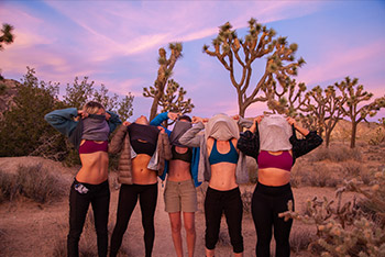 Têra Kaia Basewear - Outdoor apparel designed for women, by women.
