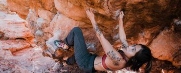 Red Rocks Bouldering Têra Kaia