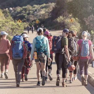 Guided Rock Climbing Trip for Women - Ladies Weekend Out with Golden State Guiding