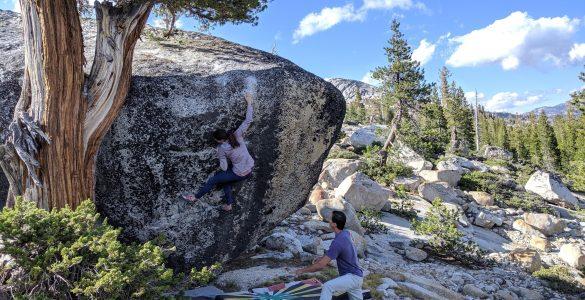 Tuolumne Bouldering: Girl Beta & Videos