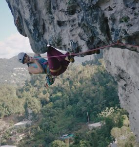 Sport Climbing in Caliche Puerto Rico
