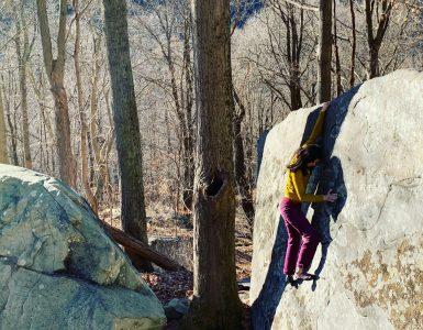 New River Gorge Bouldering