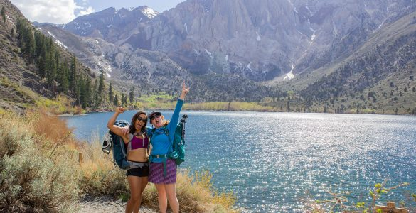 How to pack for a backpacking trip with Tera Kaia