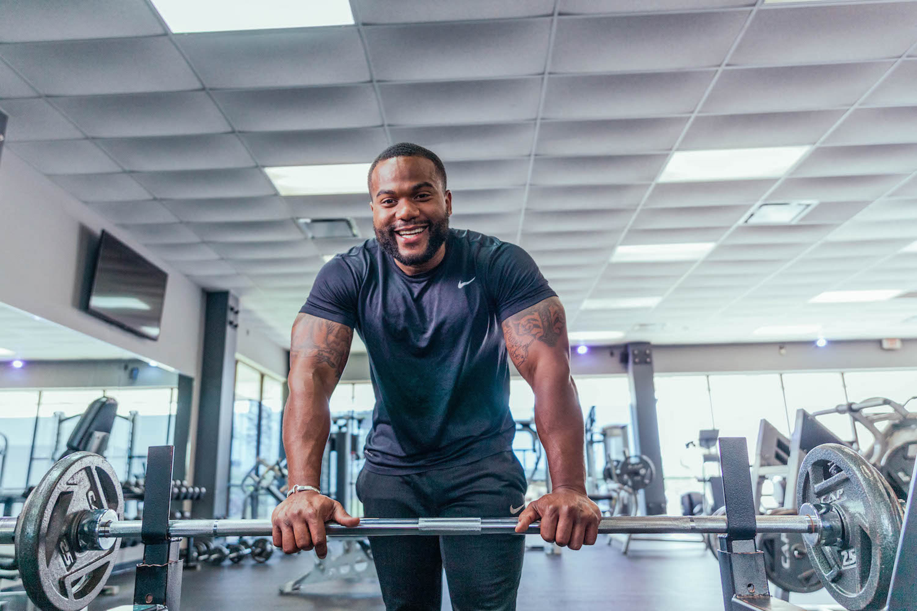 The personal training gym of Mobile, Alabama