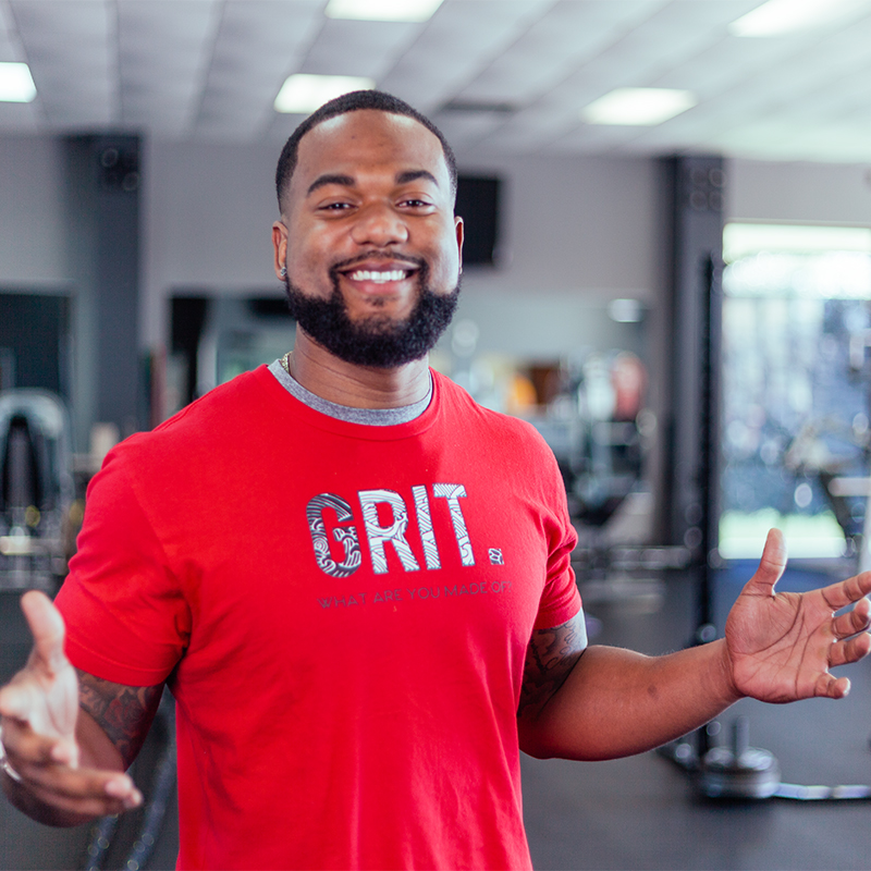 Alex Williams is a personal trainer in Mobile, AL who is here to help you and empower you.