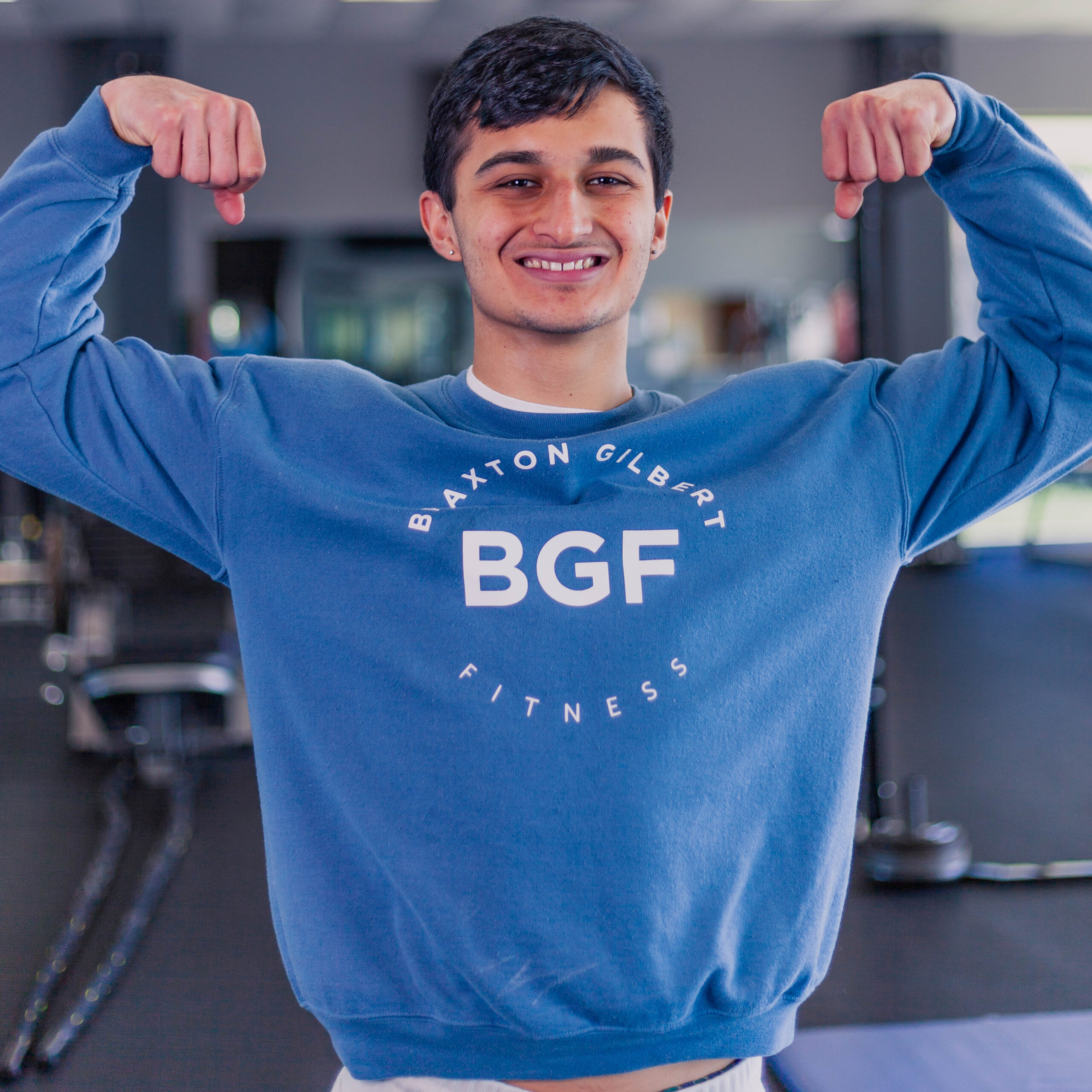 Young personal training in Mobile, Alabama can be found at Braxton Gilbert Fitness.