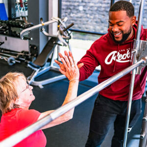 It is important to us you love yourself even if your goal is weight loss or muscle gain. Our personal trainers are hear to help!