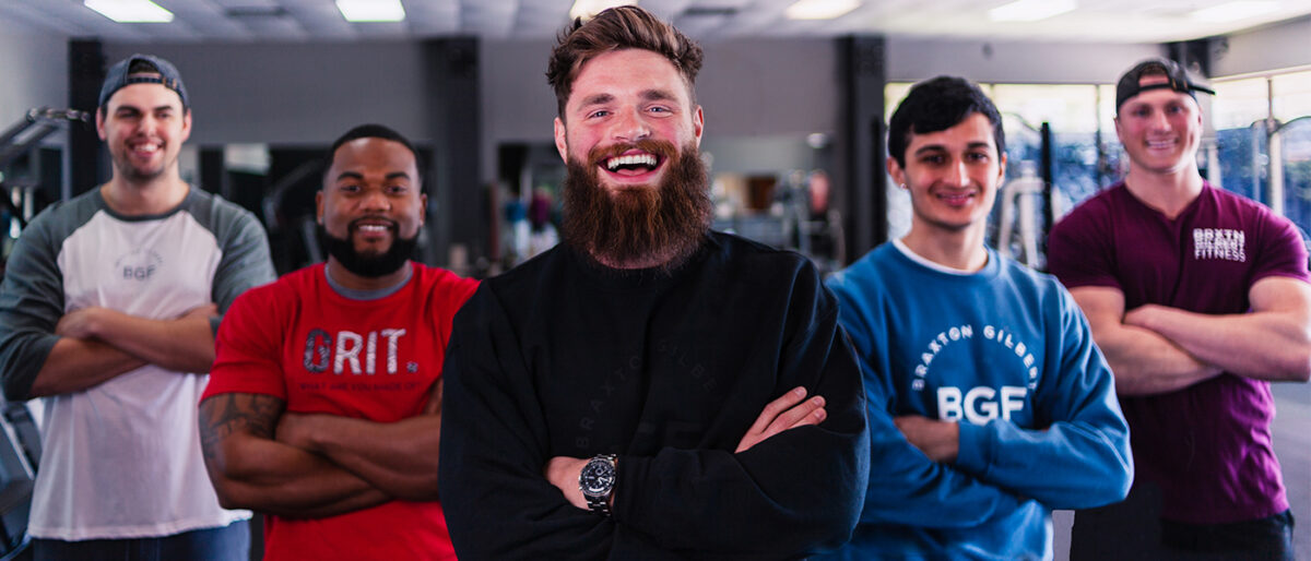Meet the Braxton Gilbert Fitness personal trainers. The best personal trainers of Mobile, Alabama