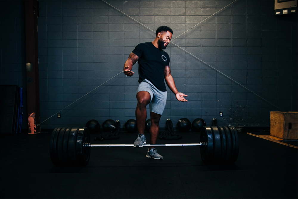 Lift weight smartly! Weight lifting in Mobile, Alabama near me.
