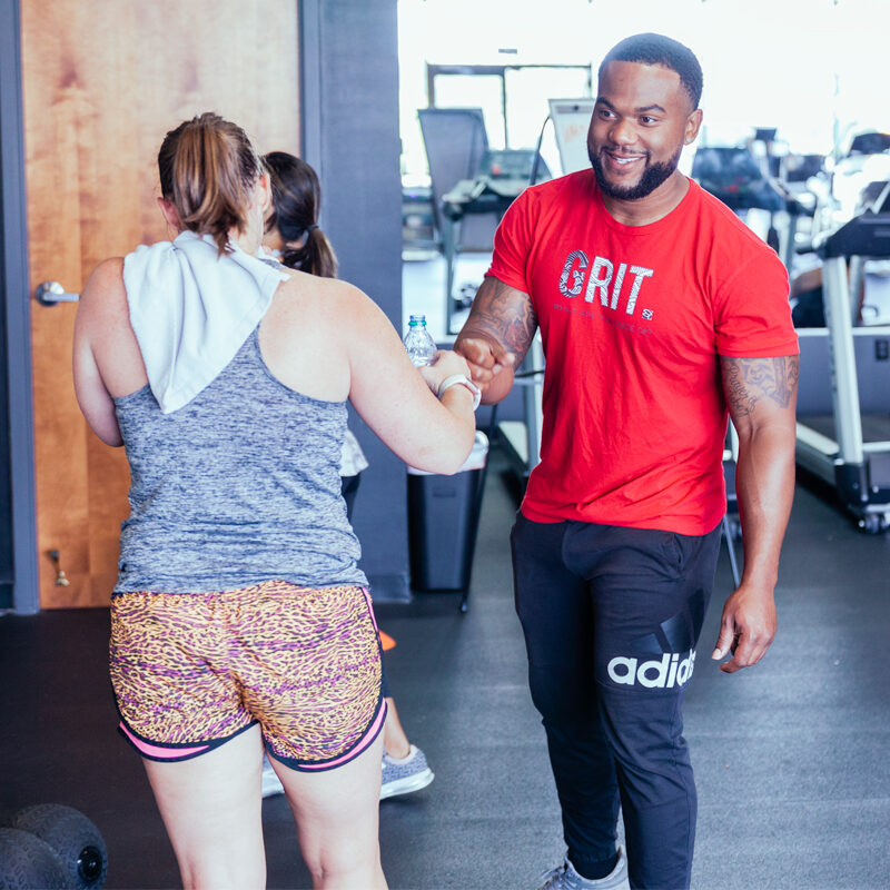 Gyms with personal trainers near Mobile, AL