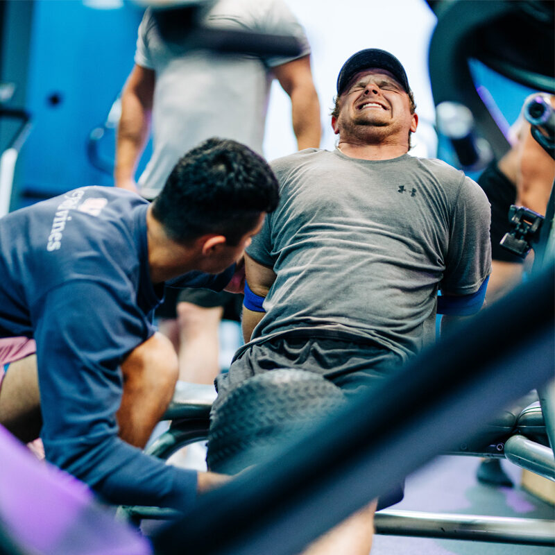 How to target specific muscle groups with a personal trainer