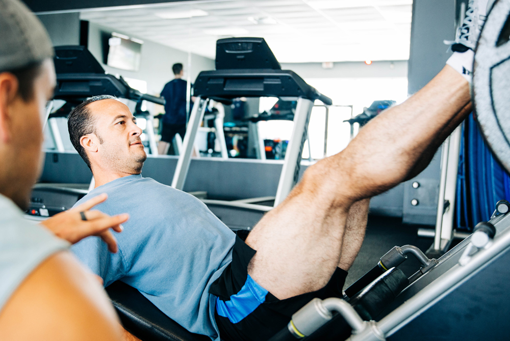 How to the best work legs way