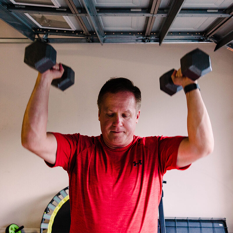 Personal fitness plans for home fitness