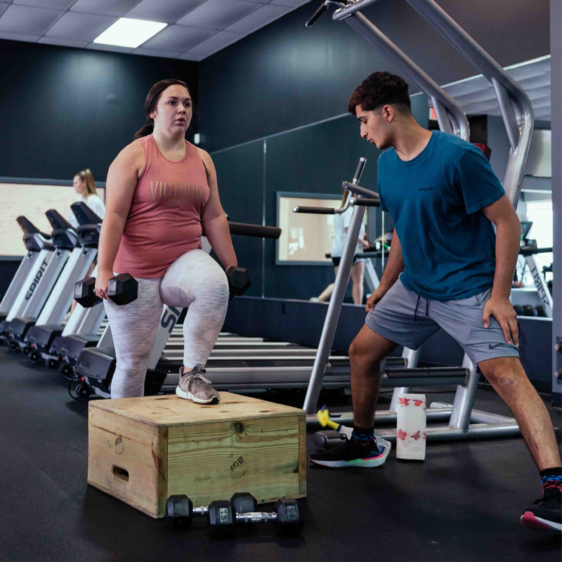 Gyms near Mobile, AL help losing weight