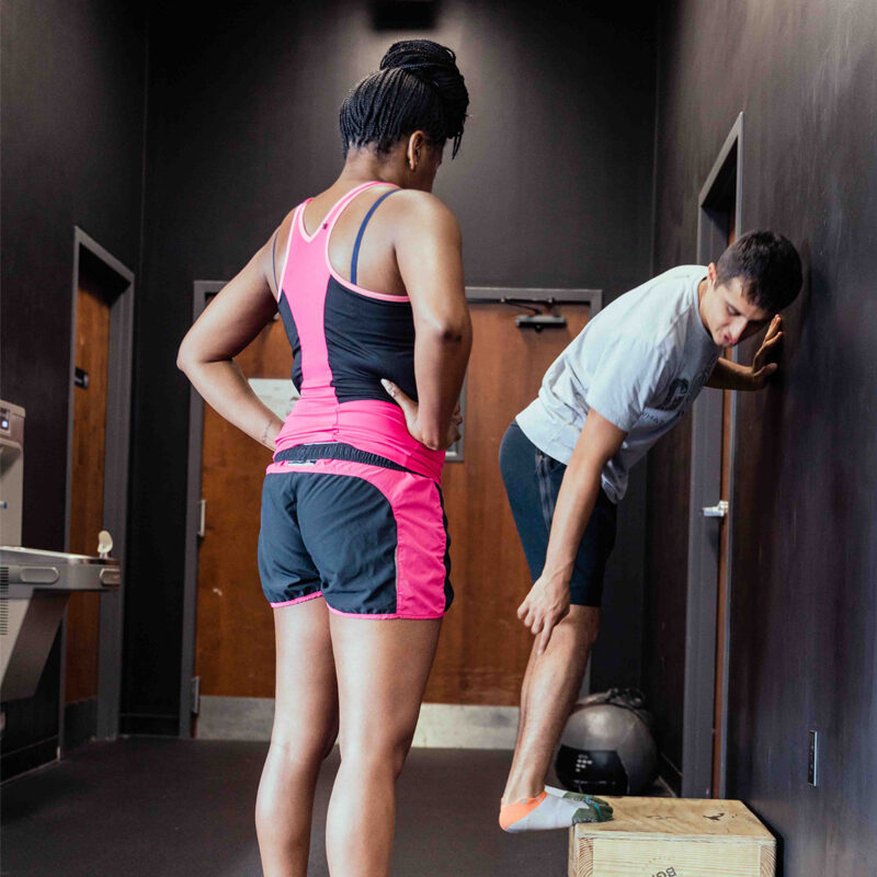 Push yourself with personal trainers near me
